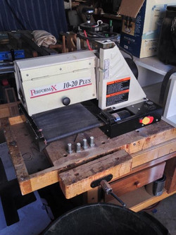 Wood Shop Machinery 6