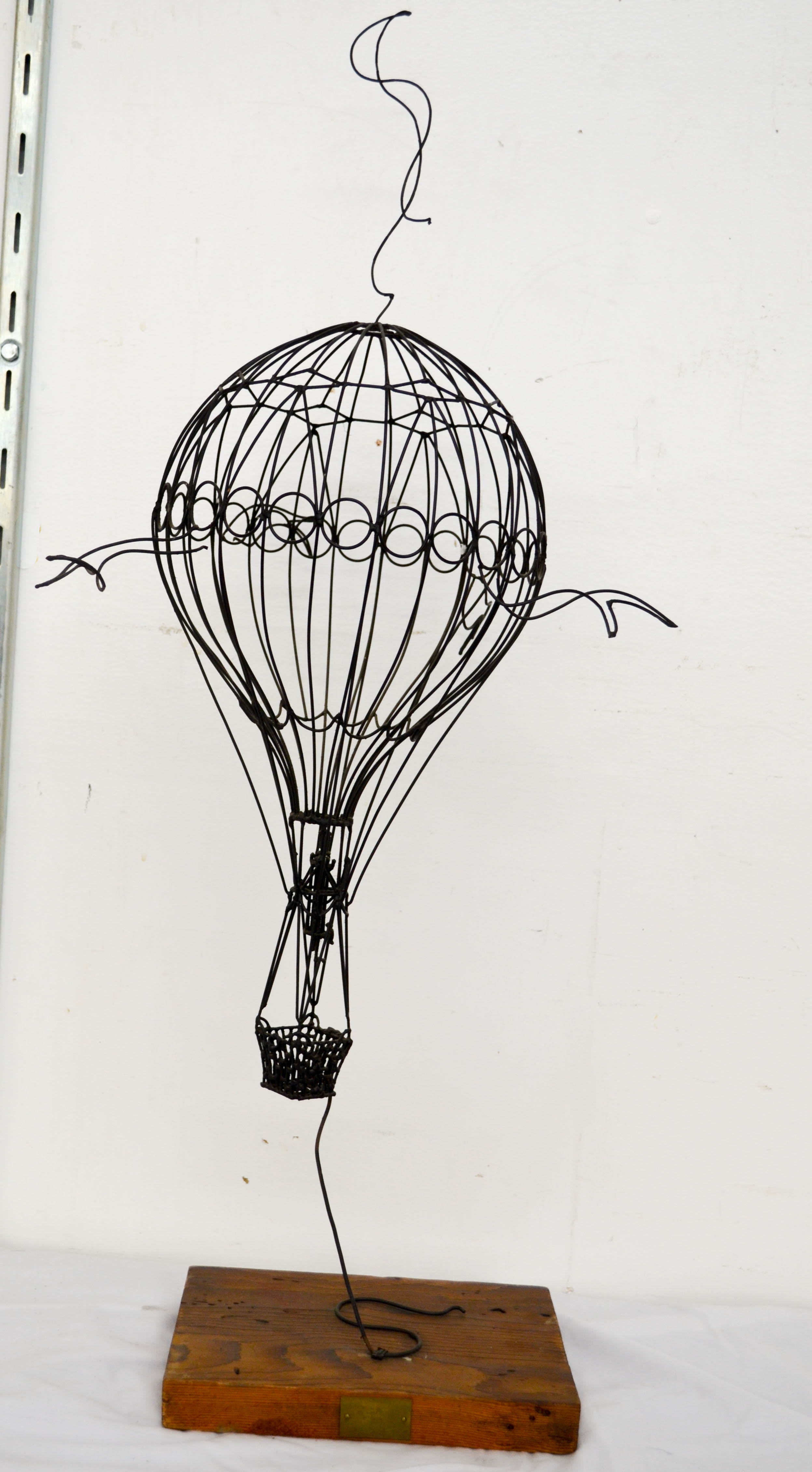 98 Rick Gregg Hot Air Ballon Art