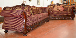 35 Couch Love Seat Set