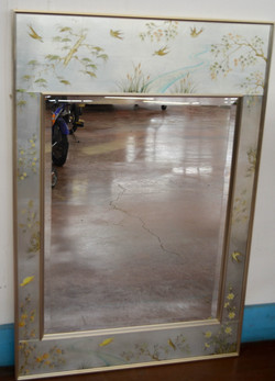 163 Bird Mirror