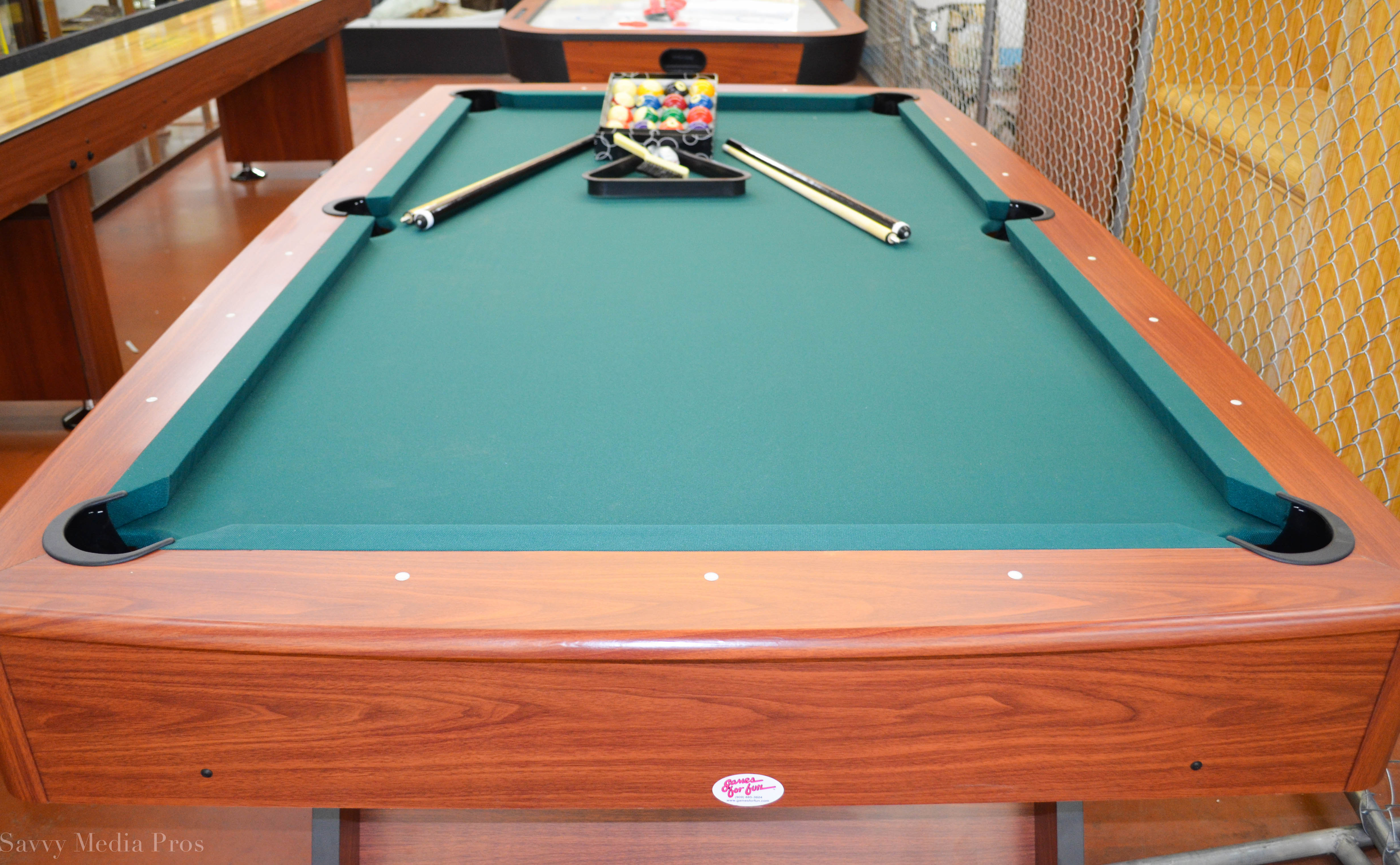 Pool Table 1