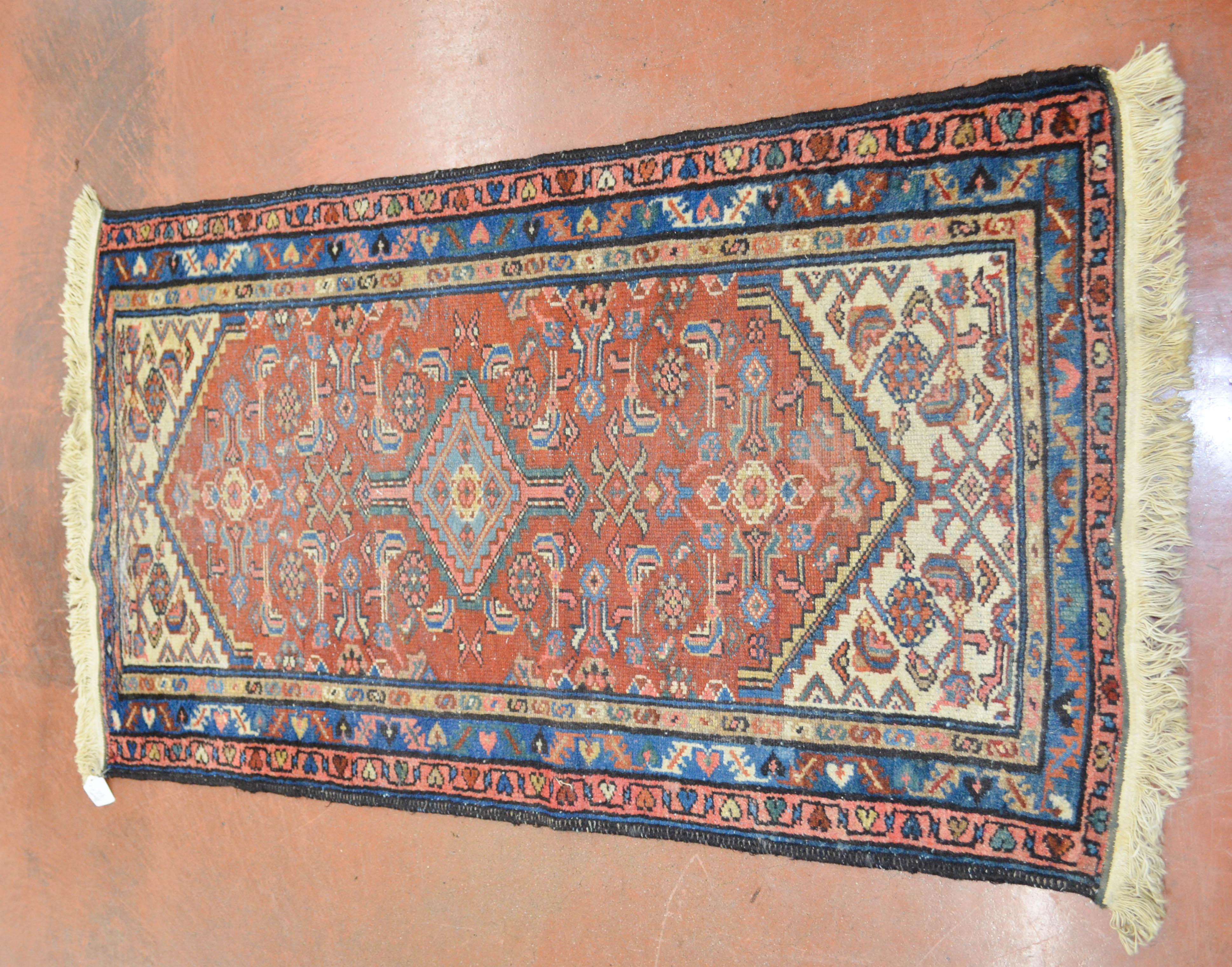 151 Small Persian Rug 2