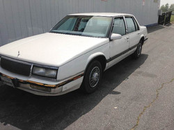 172 1991 Buick LaSabre Runs and Pink