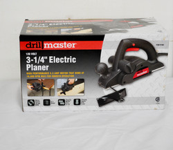 54 Drill Master Electric Planer