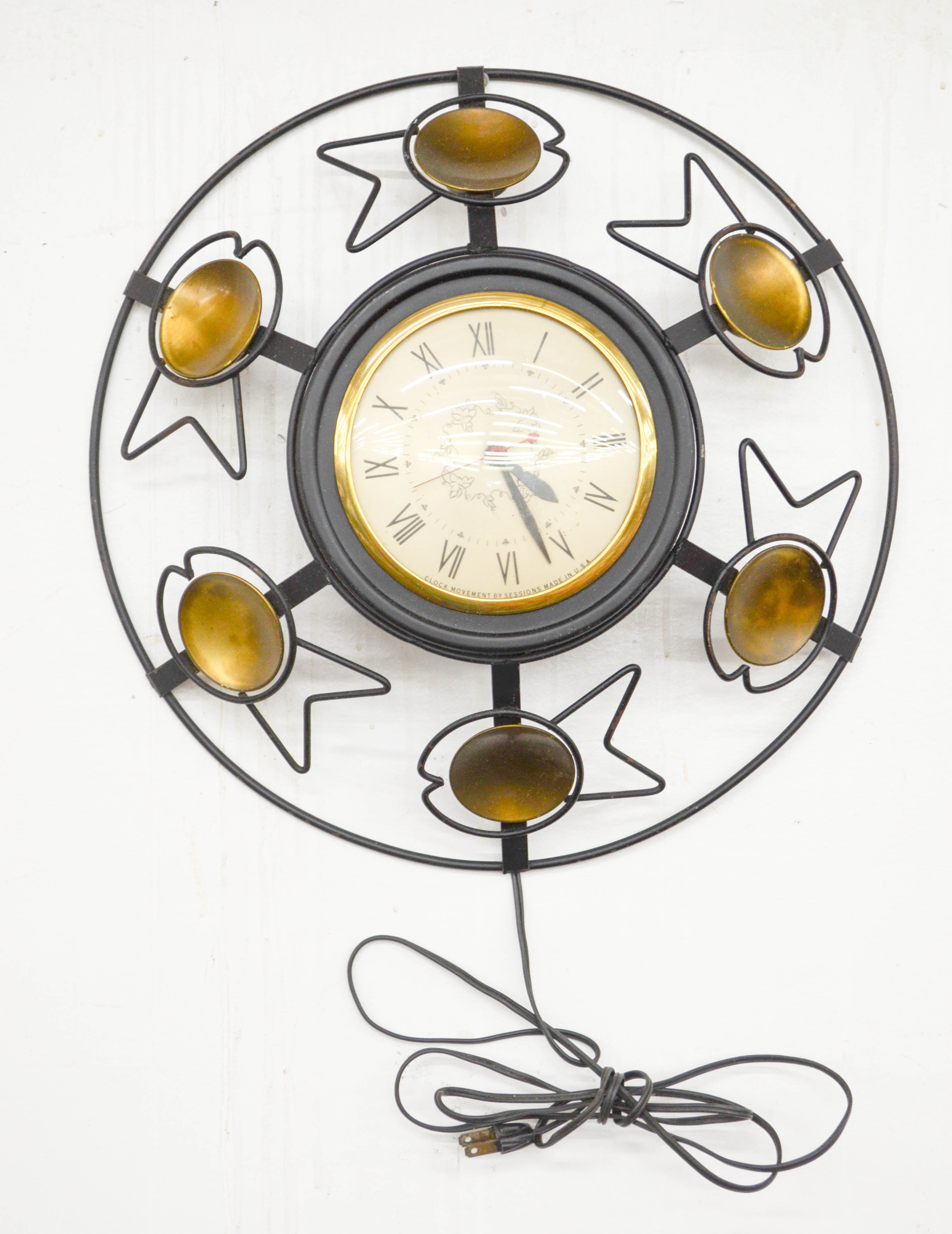 24 Wall Clock