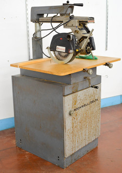 48 Delta 10inch Deluxe Radial Arm Saw