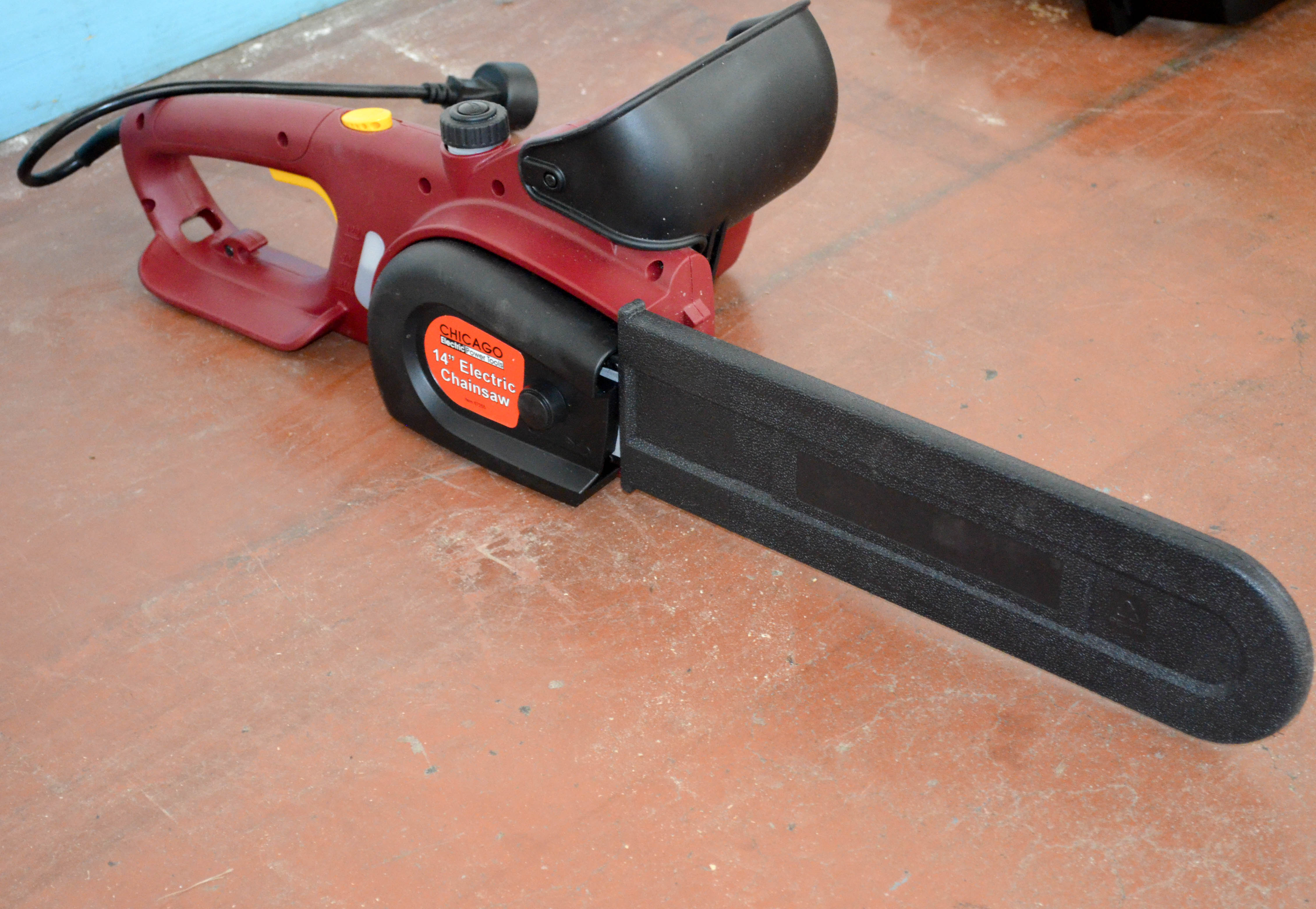 85 Chicago 14inch Electric Chainsaw