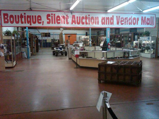 Redlands Thrift Boutique Auction and Vendor Mall