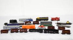80 Nerogage Train Cars