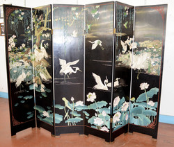 113 Oriental Wall Dividers