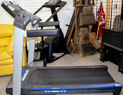 137 Horizon T202 Treadmill
