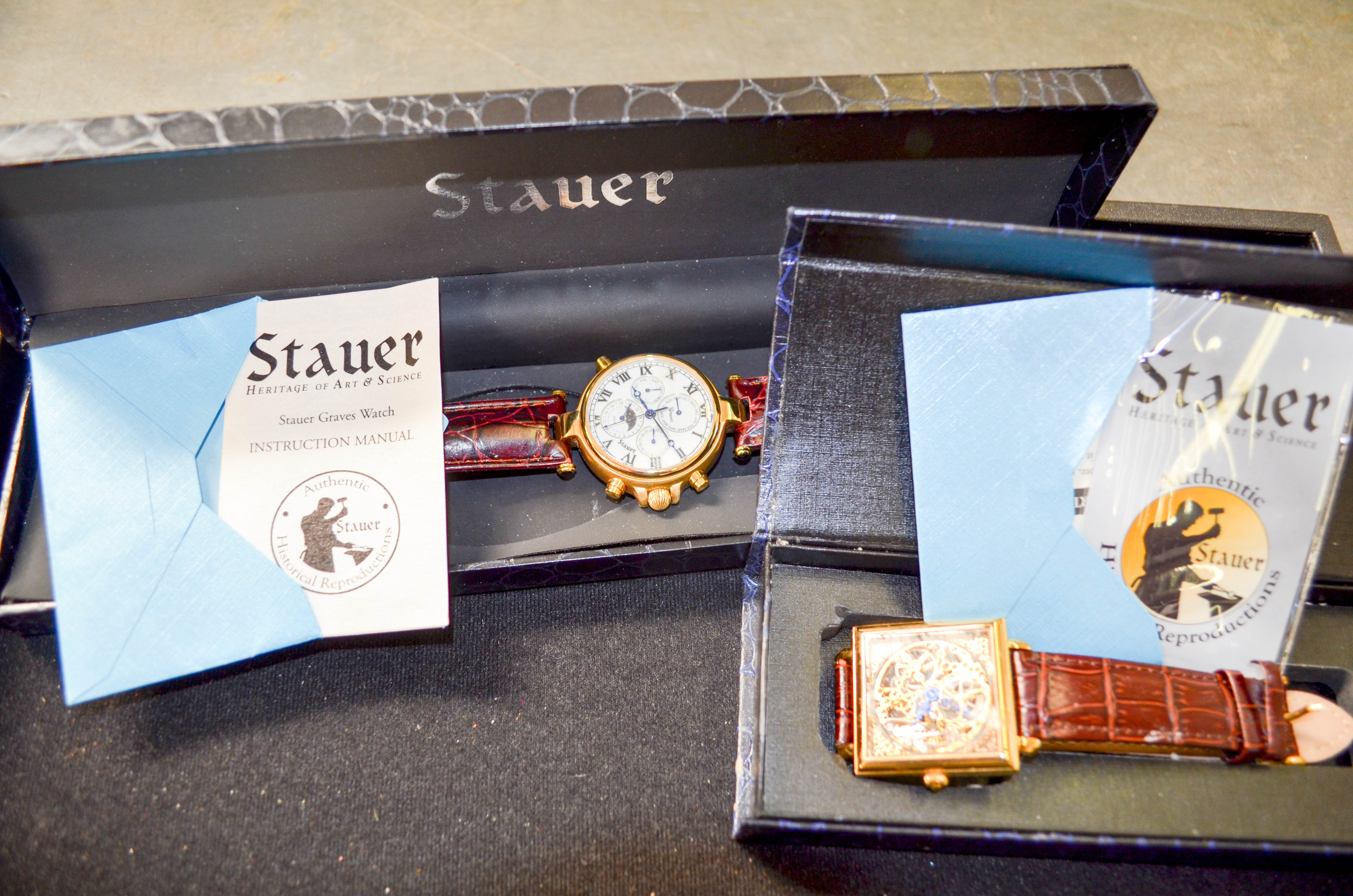27 Stauer Watches
