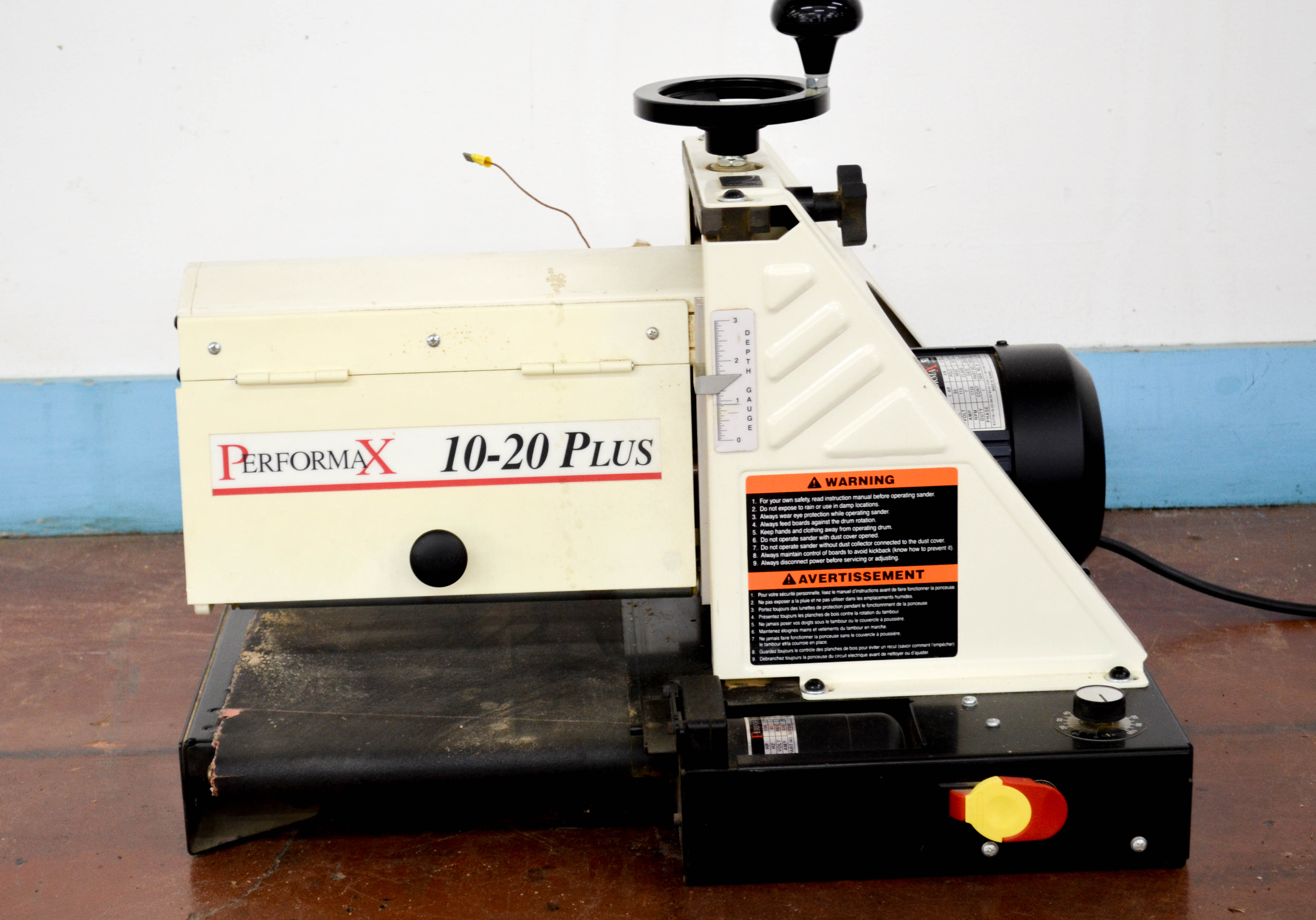 47 PerforMax Belt Sander
