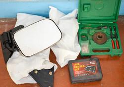 87 Tool Box Lot_