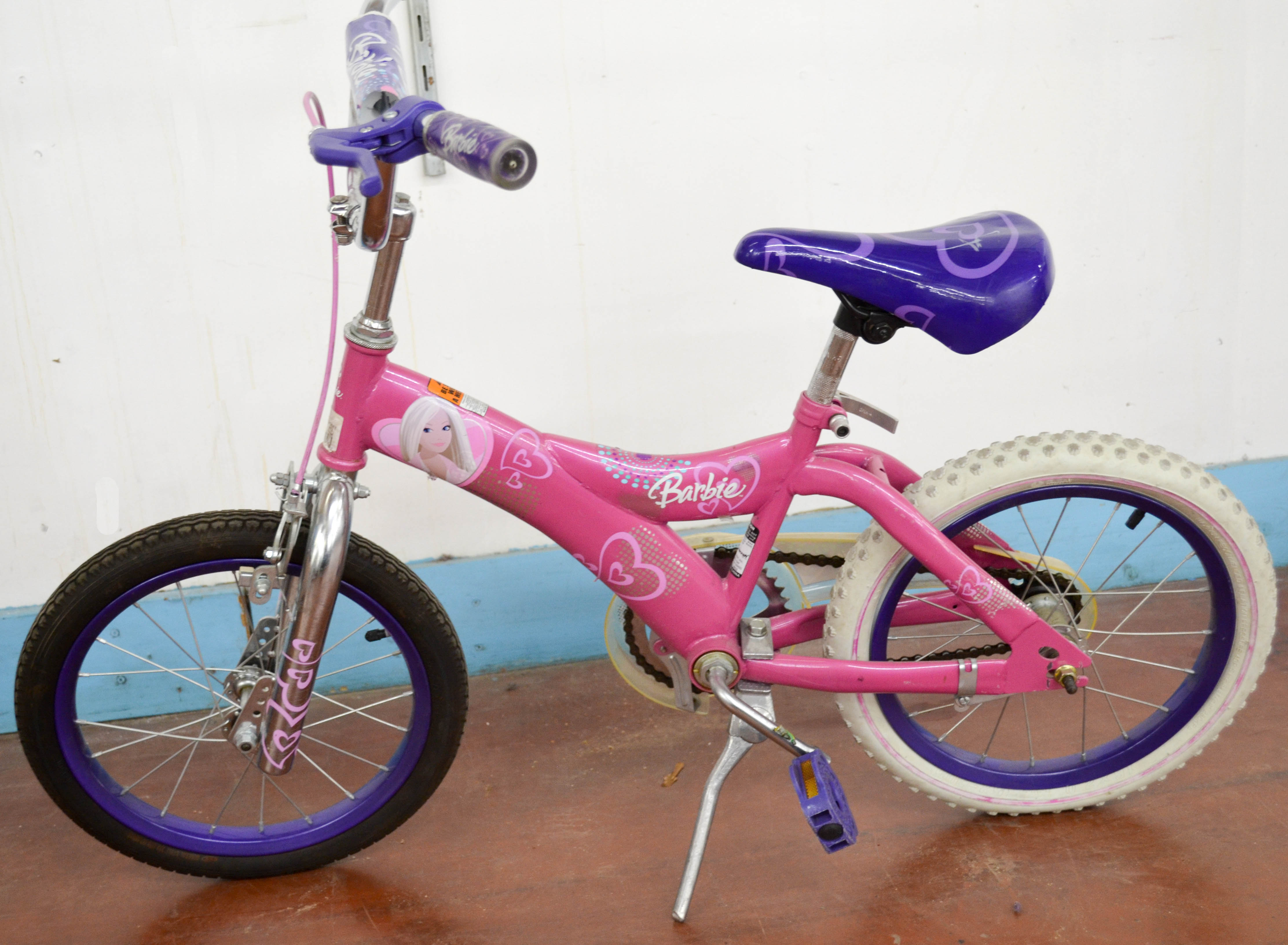 111 Barbie Bike