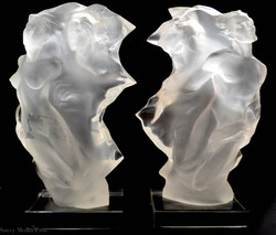 Frederick Hart Acrylic Sculpture