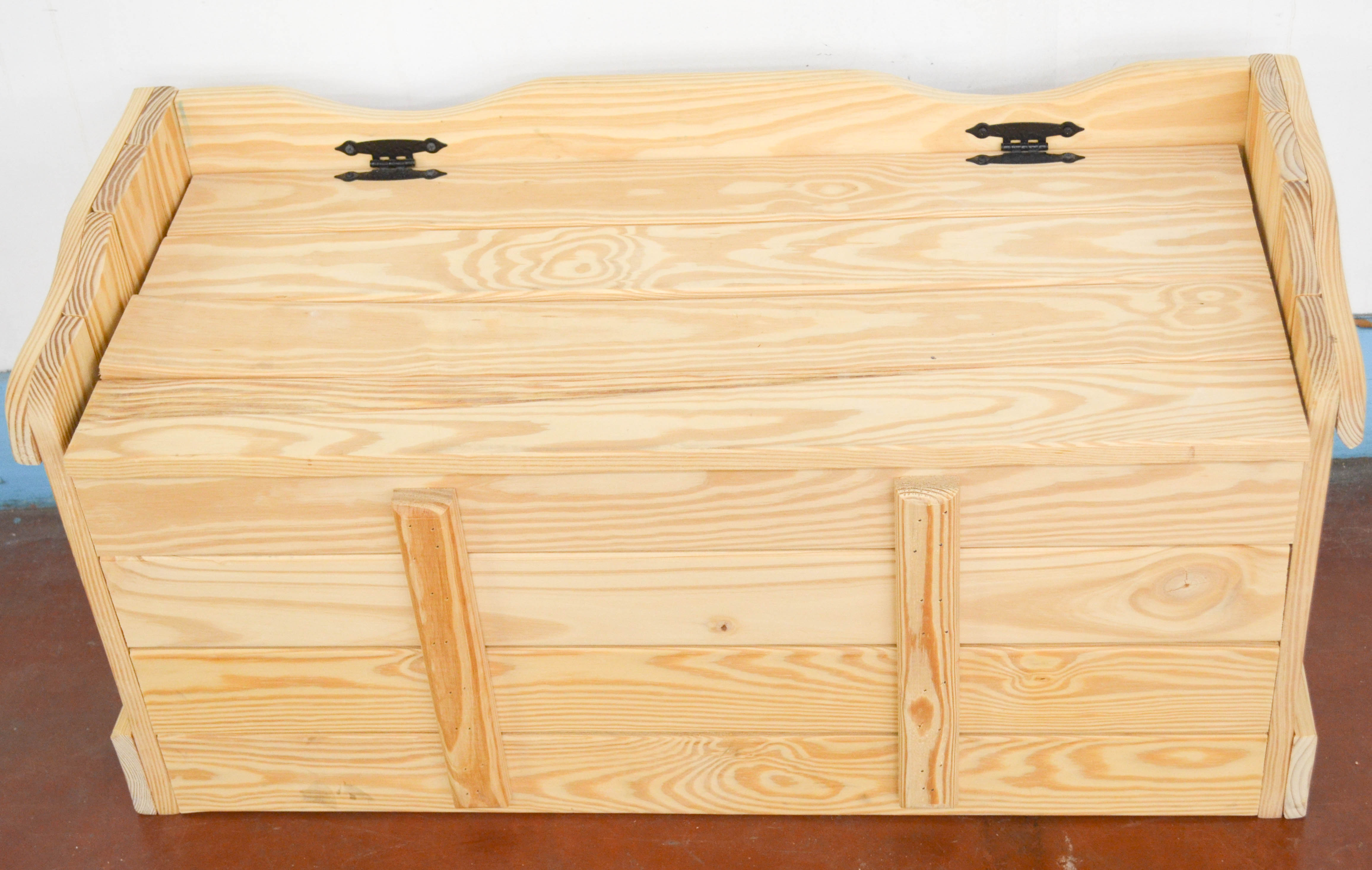 5 Wooden Chest 1