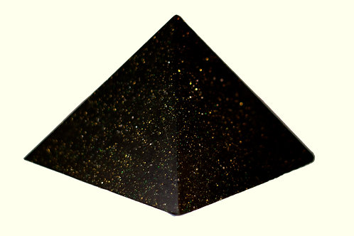 (Large) Black Universe Pyramid
