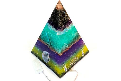 Nubian Goddess Pyramid