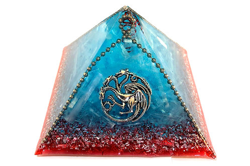 Fire and Blood Pyramid