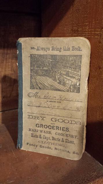 Dry Goods Book