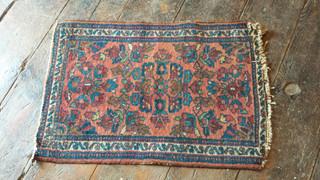 Table top Oriental rug