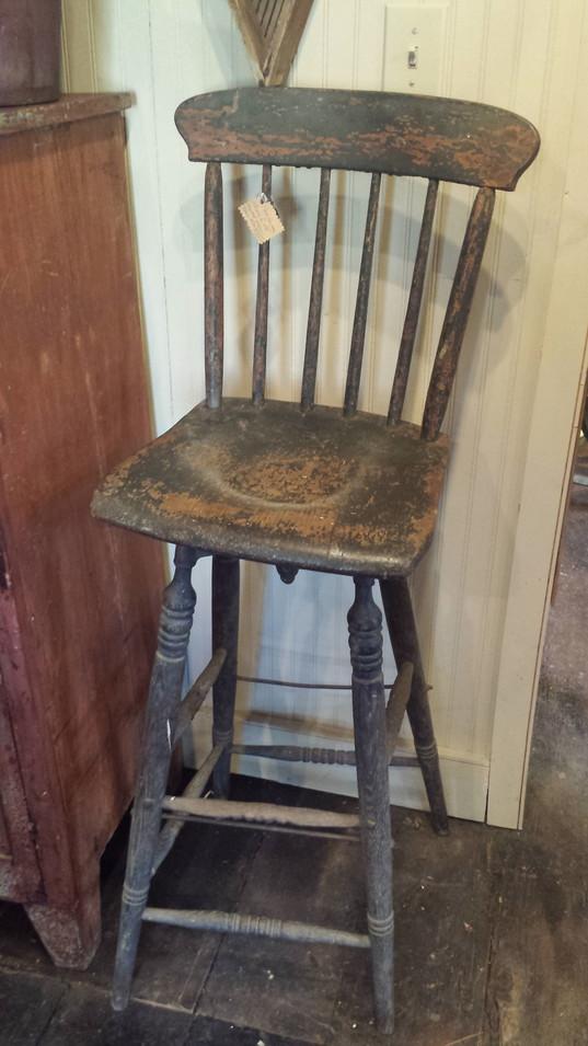Shoe Factory high swivel chair