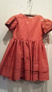 19th c. child's dress