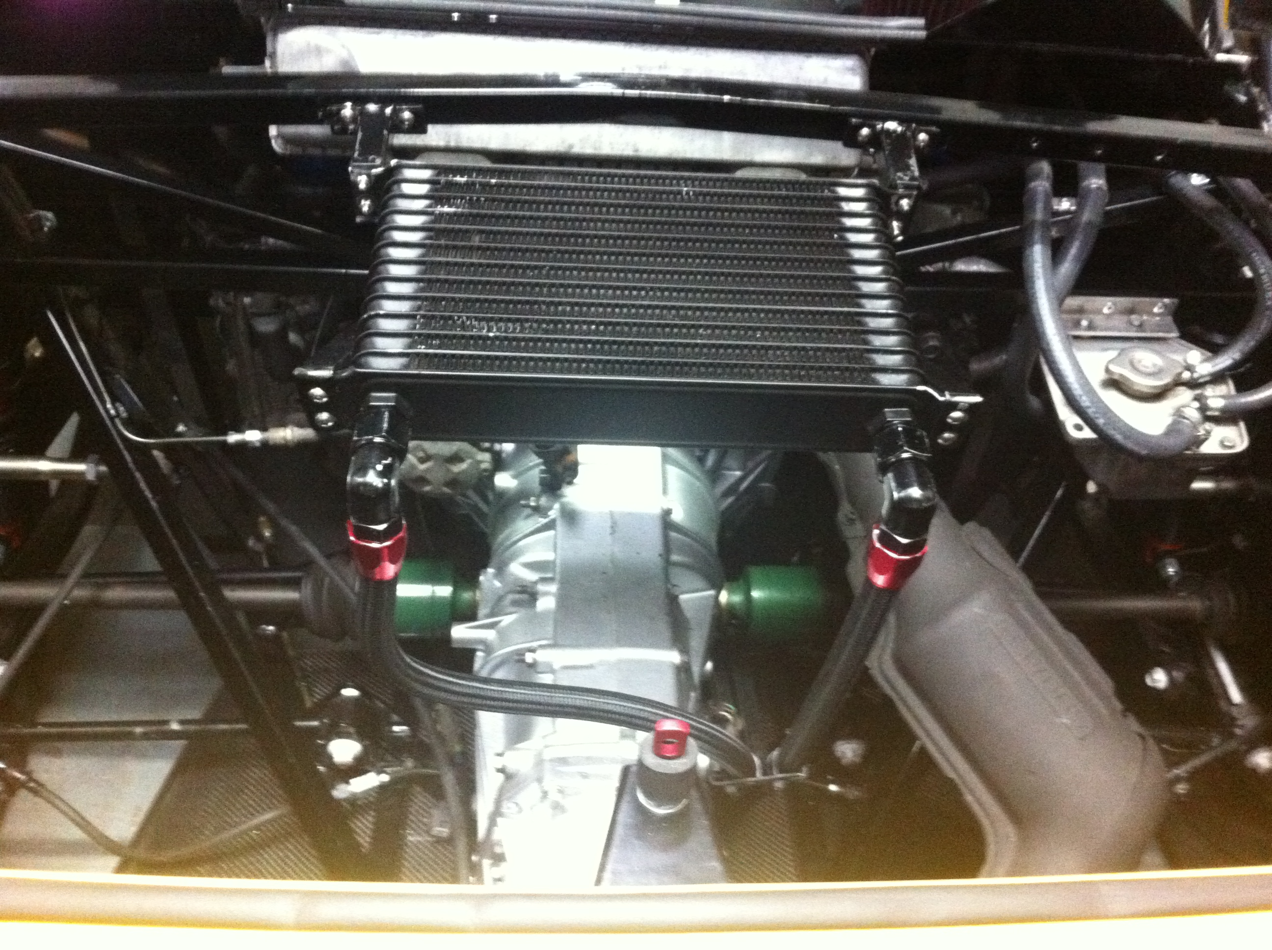 Subaru 2.5 Ltr Flat Four Boxer
