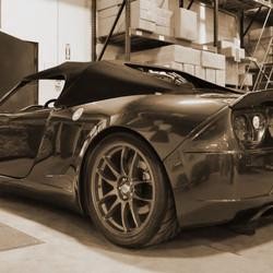 Sirius GTe convertible