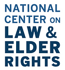 National Center on Law and Elder Rights Logo - click to link to their website
