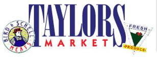 Taylor's Market logo