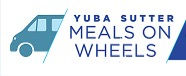 Yuba Sutter Meals on Wheels logo