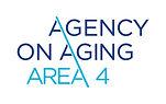 Agency on Aging area 4 logo