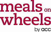 Meals on Wheels by ACC logo