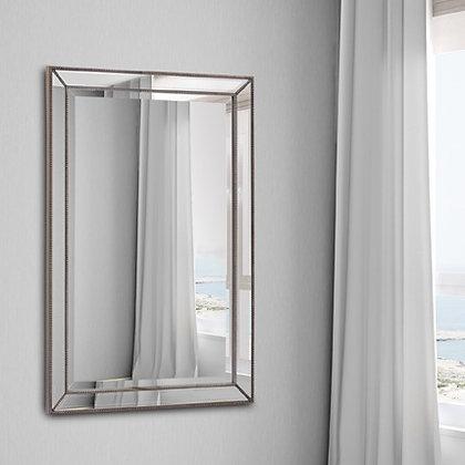 Beaded Mirror  24x36