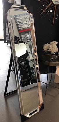 Beaded Easel Mirror 16x60