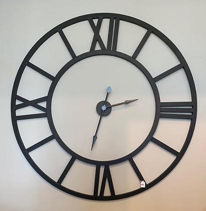 XL Iron Clock