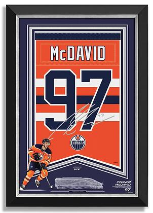McDavid Banner