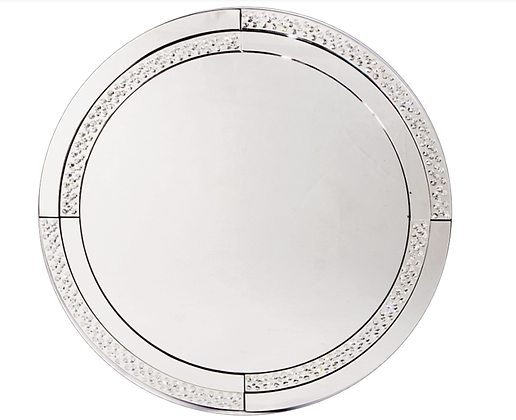 Bead Jewel Mirror