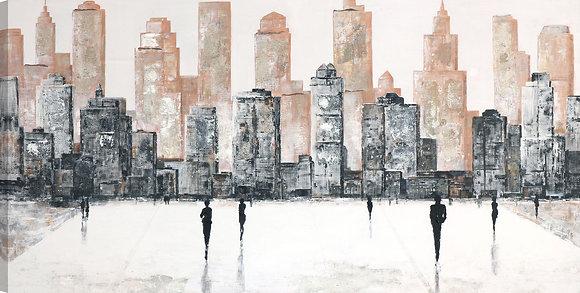 City Scape Blush