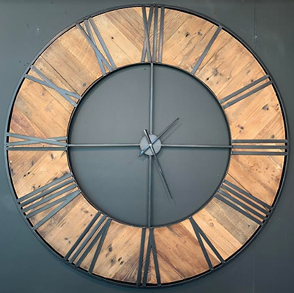 XL Farmhouse Clock