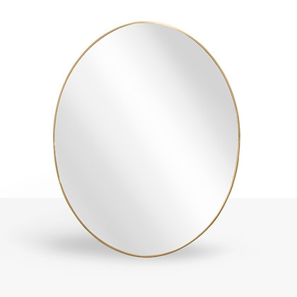 INFINITY GOLD OVAL