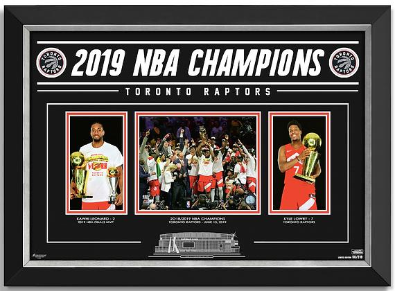 2019 NBA Champions