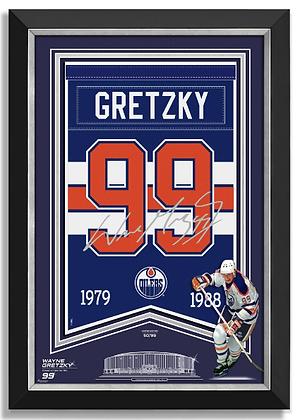 Gretzky Banner
