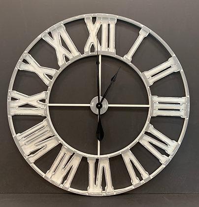 Metal Clock 8181
