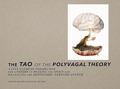 Book Cover The Tao of the PolyVagal Theo