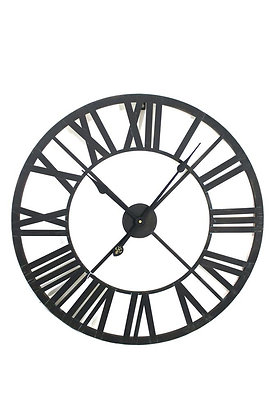 Iron Wall Clock 24