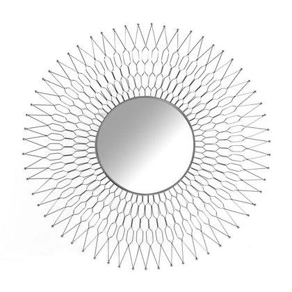 Illusion Silver Mirror