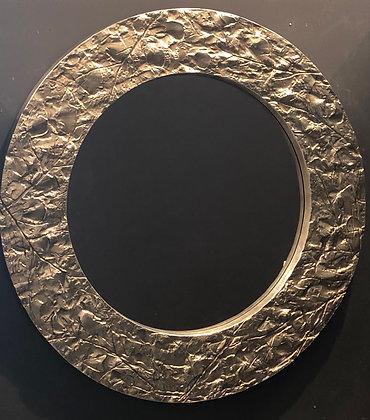 Silver Stone Mirror